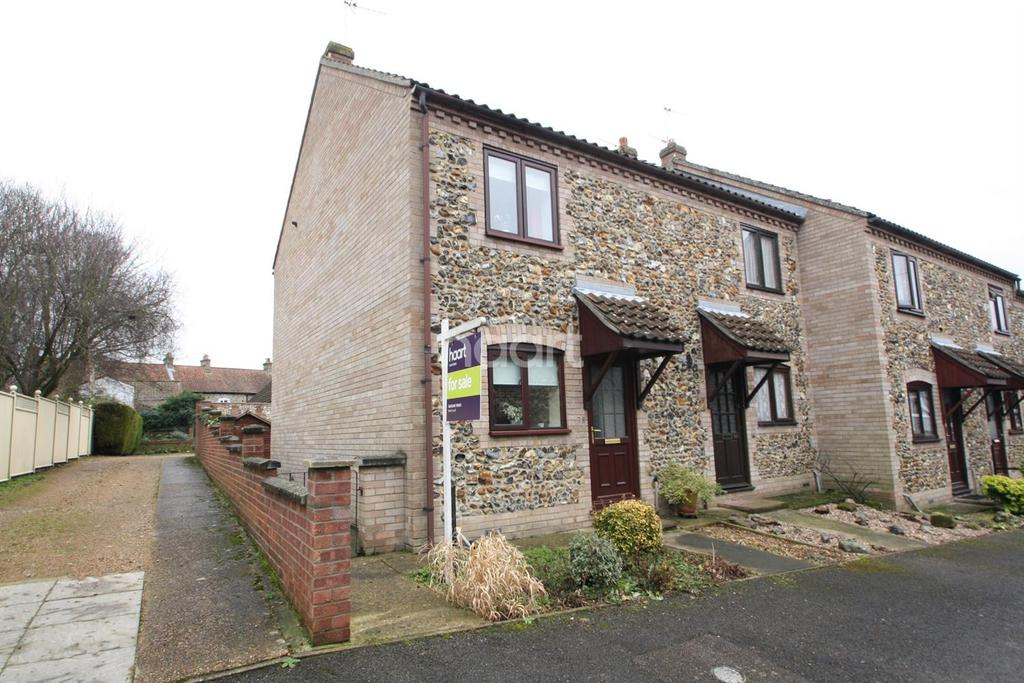 2 Bedrooms End Of Terrace House for sale in St Nicholas Street, Thetford