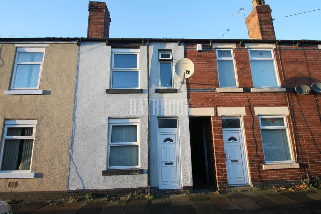 3 Bedrooms Terraced House for sale in Gladys Street, Clifton
