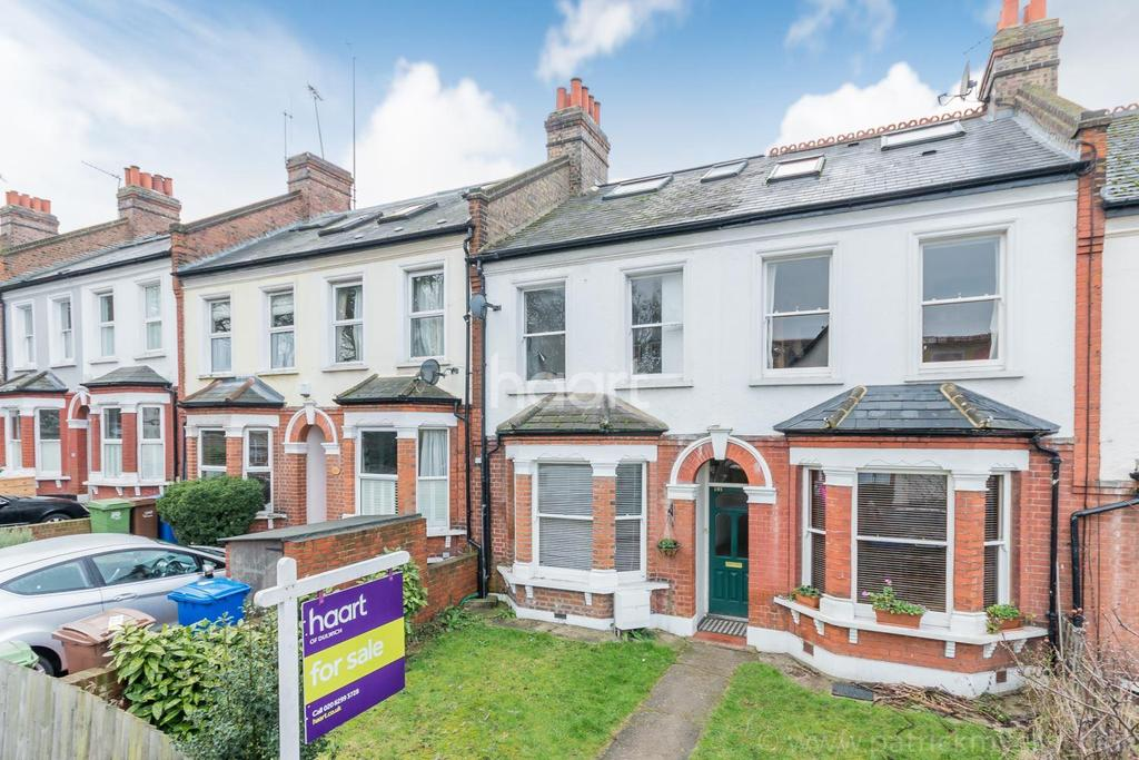 4 Bedrooms Terraced House for sale in Underhill Road, East Dulwich, London, SE22