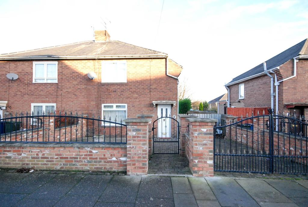 3 Bedrooms Semi Detached House for sale in Welford Avenue, Coxlodge