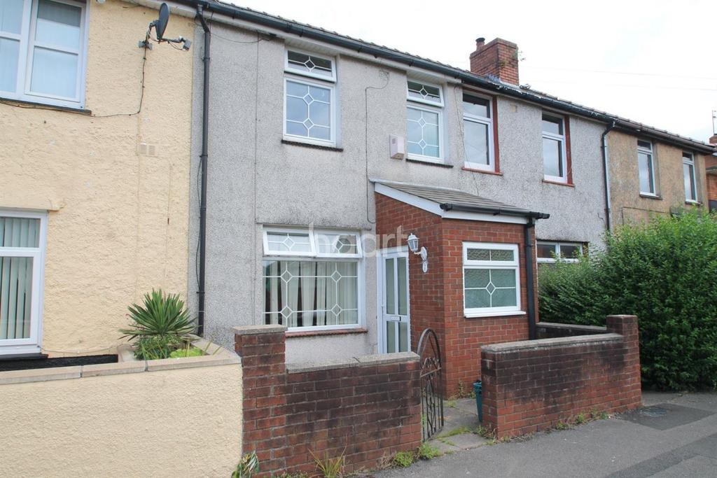 2 Bedrooms Terraced House for sale in Colston Place, Newport