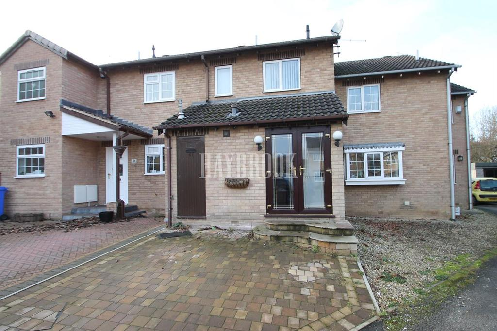 3 Bedrooms Terraced House for sale in Thorpe Drive, Waterthorpe