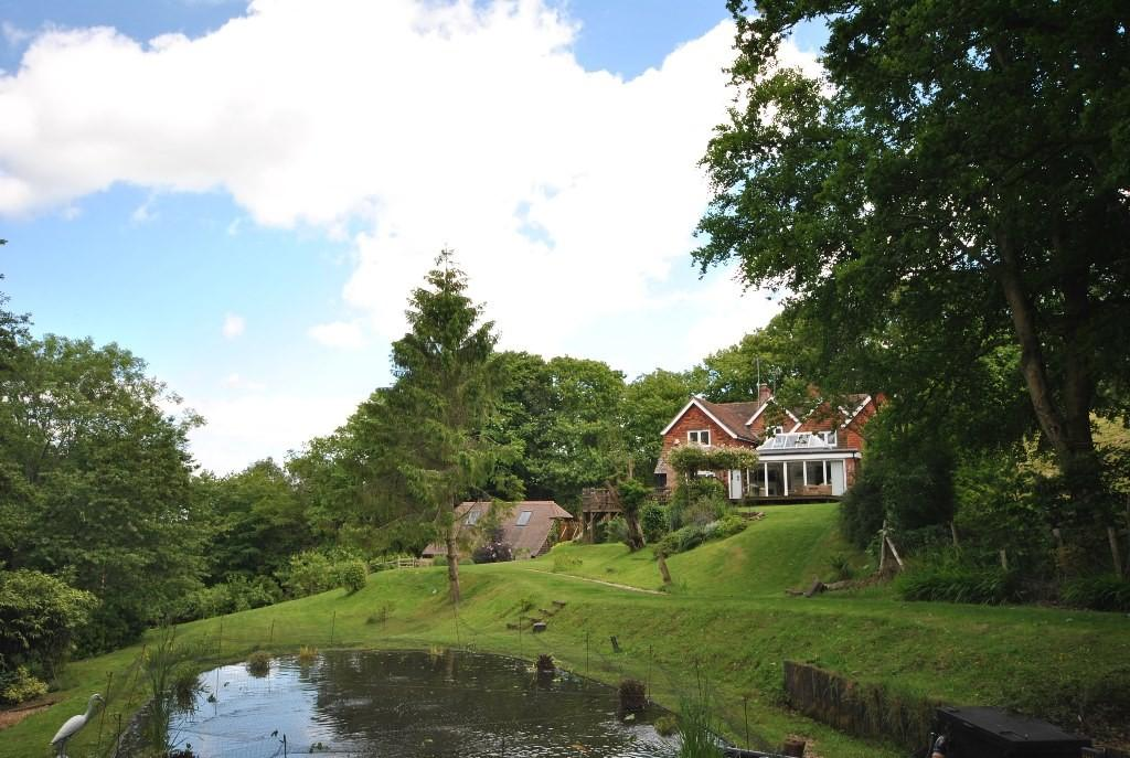 5 Bedrooms Detached House for sale in High Button, Godalming, GU8