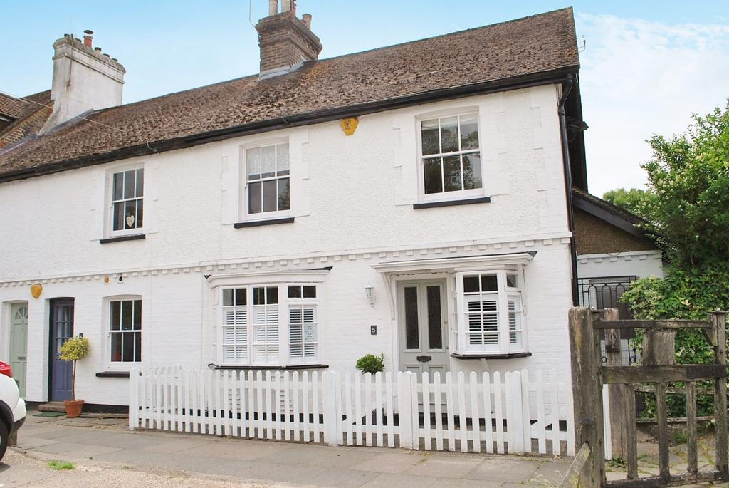 4 Bedrooms Terraced House for sale in Church Cottages, High Street, Rusper, RH12