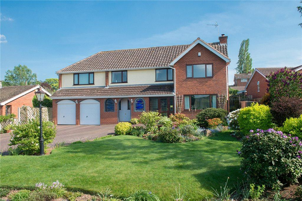 4 Bedrooms Detached House for sale in Rectory Lane, Stourport-on-Severn, Worcestershire, DY13