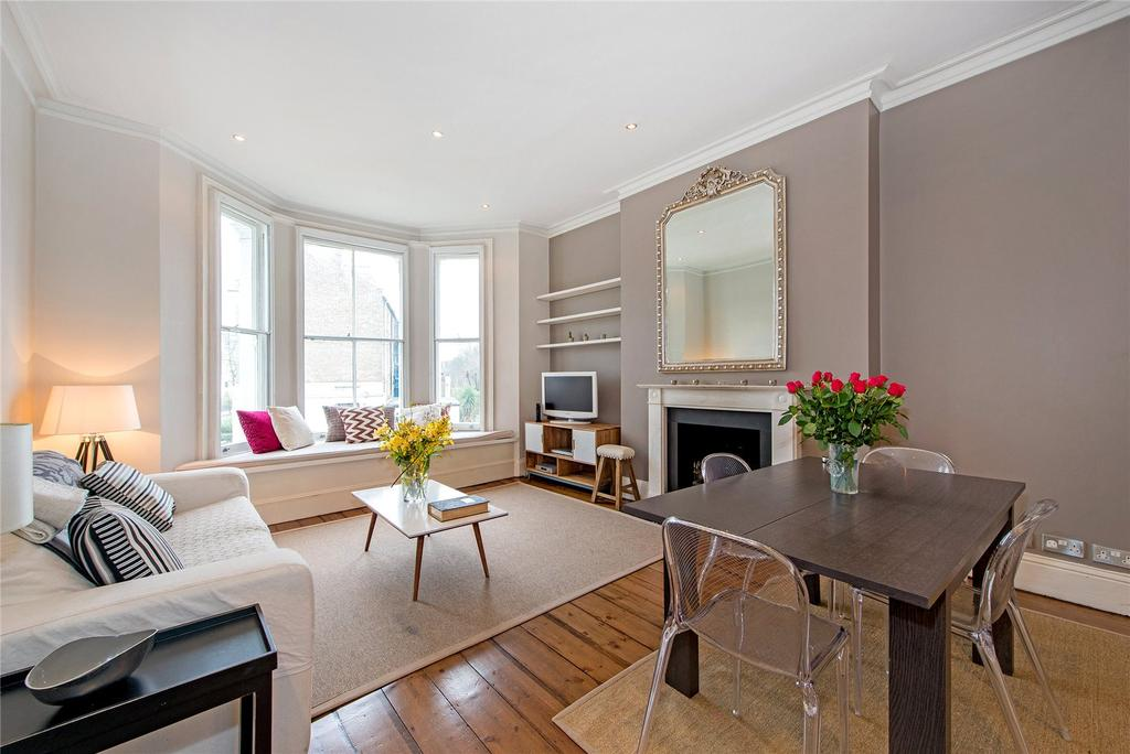 3 Bedrooms Flat for sale in St. Marks Road, London, W10