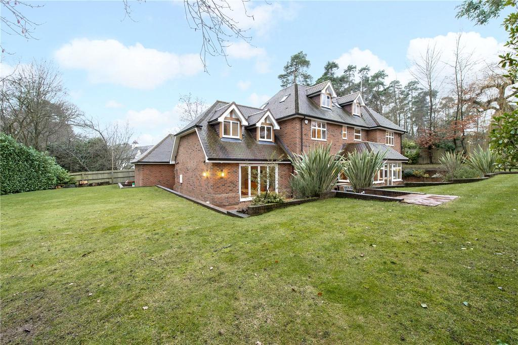 6 Bedrooms House for sale in Whichert Close, Knotty Green, Beaconsfield, Buckinghamshire, HP9