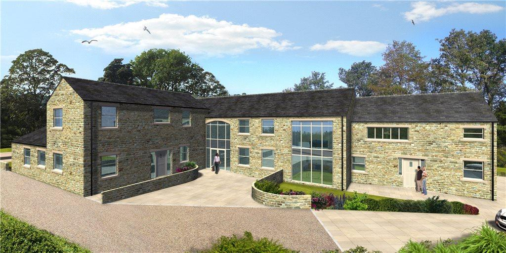 4 Bedrooms House for sale in Farm Cottage, Shaw House Farm, Tomlin Well Lane, Apperley Bridge, West Yorkshire