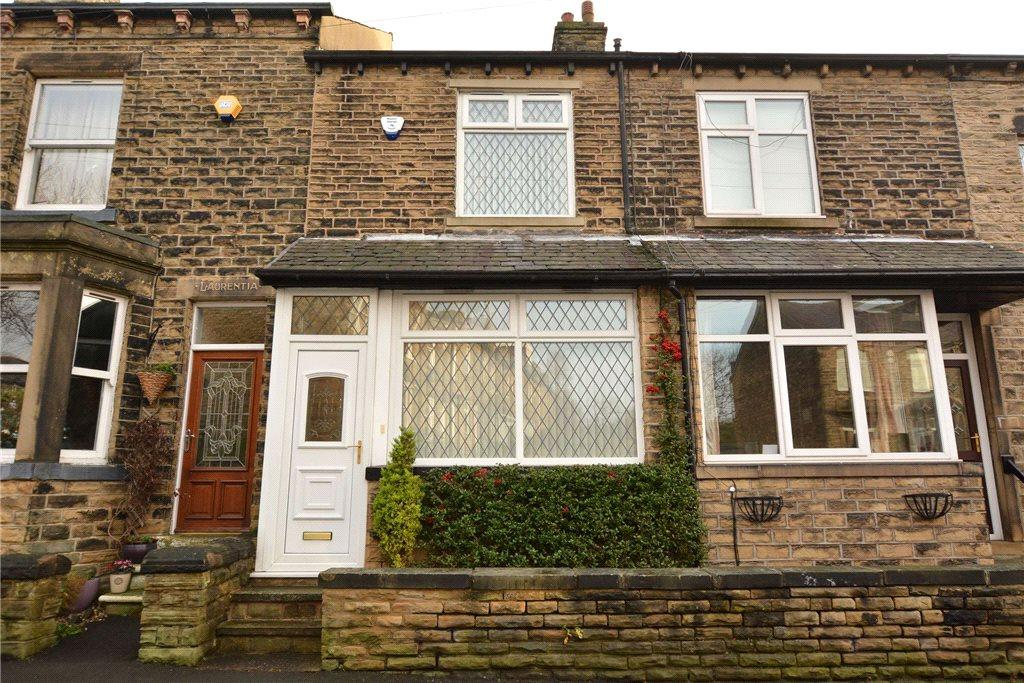 3 Bedrooms Terraced House for sale in Glebe Street, Off South Parade, Pudsey, West Yorkshire