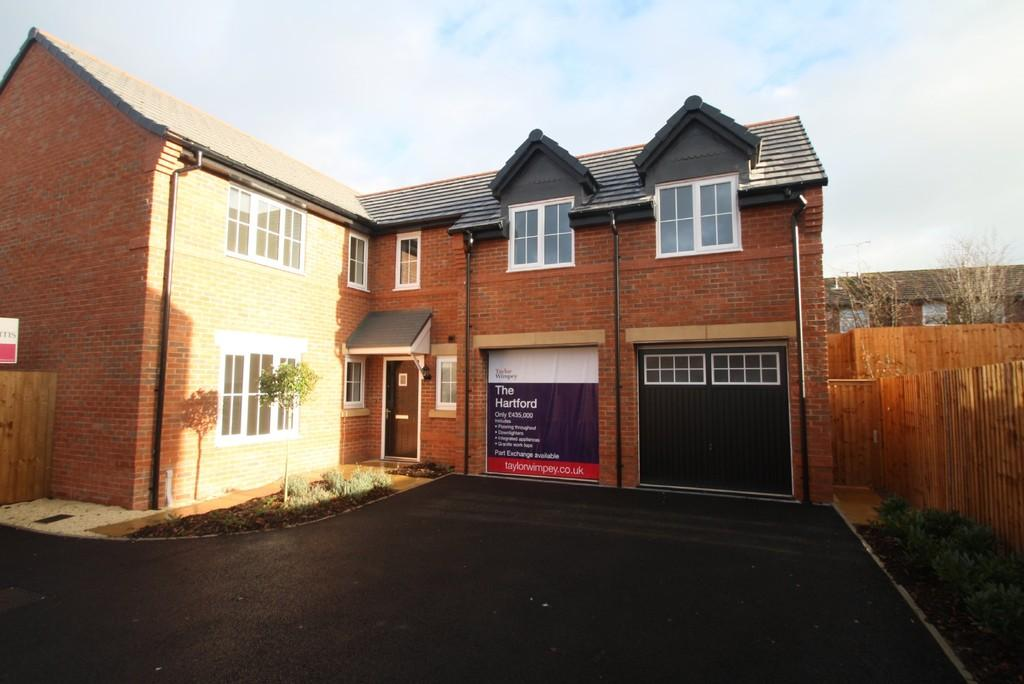 4 Bedrooms Detached House for sale in Plot 18, Mulberry Place, Tarporley, CW6 9HH
