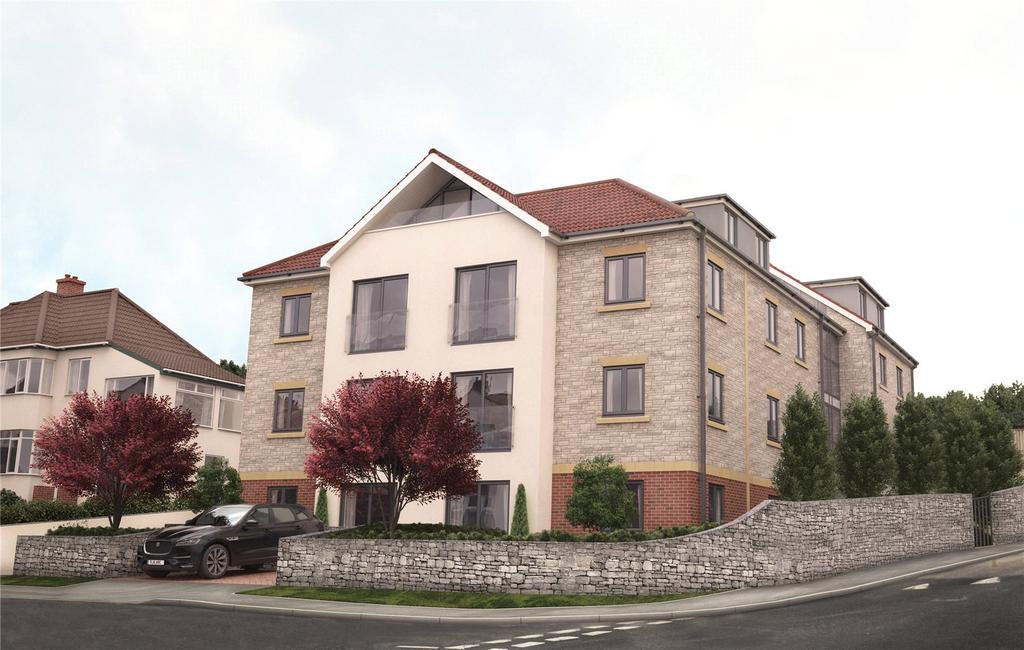 2 Bedrooms Apartment Flat for sale in Shipley House, Passage Road, Westbury-on-Trym, Bristol, BS9