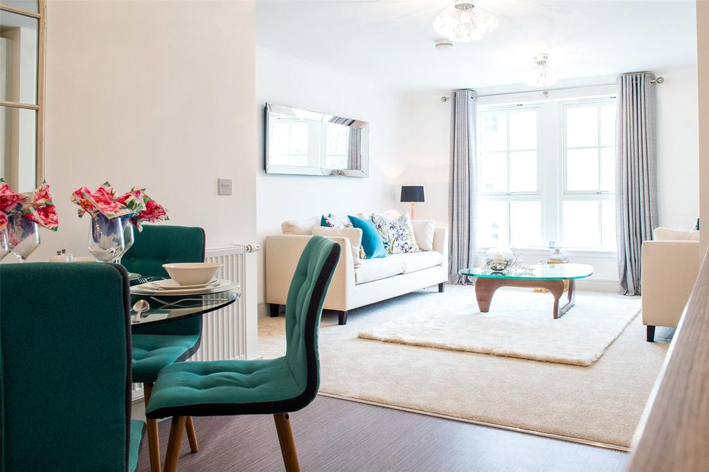 2 Bedrooms Apartment Flat for sale in Plot 22, The Walled Gardens, Abbey Park Avenue, St. Andrews, Fife