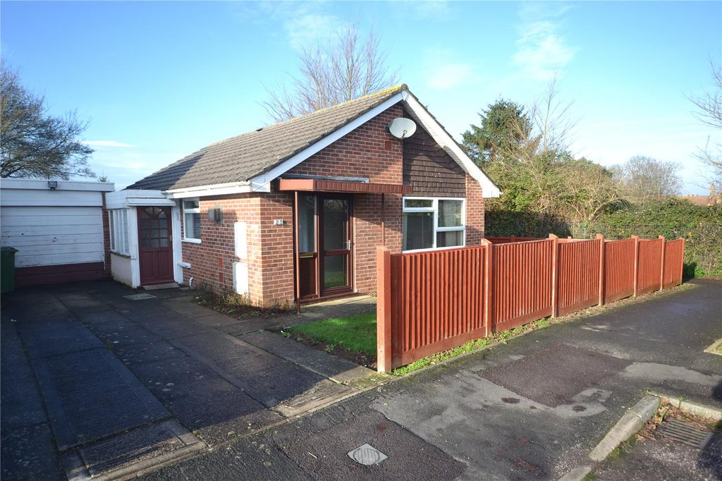 2 Bedrooms Bungalow for sale in McCreath Close, North Petherton, Bridgwater, Somerset, TA6