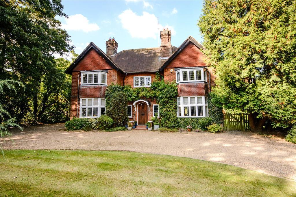 5 Bedrooms Detached House for sale in Wilkins Green Lane, St Albans, Hertfordshire