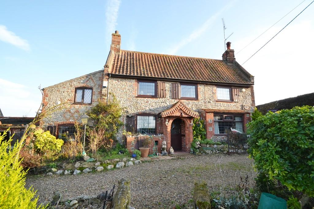 4 Bedrooms Detached House for sale in Cley-Next-The-Sea