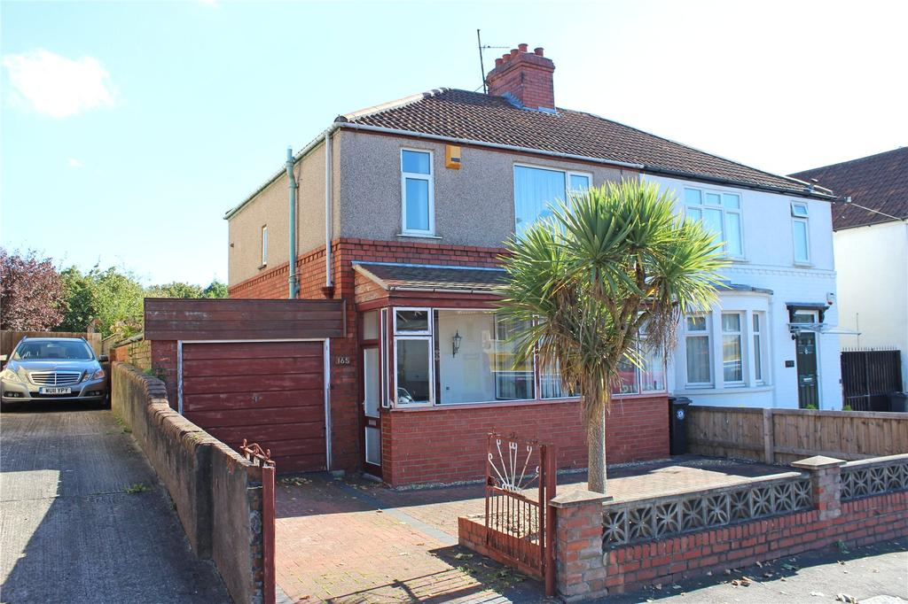 3 Bedrooms Semi Detached House for sale in Muller Road, Horfield, Bristol, BS7