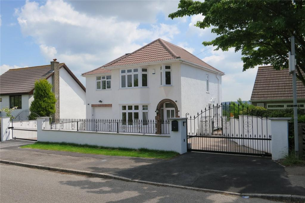 6 Bedrooms Detached House for sale in Hambrook Lane, Stoke Gifford, Bristol, BS34
