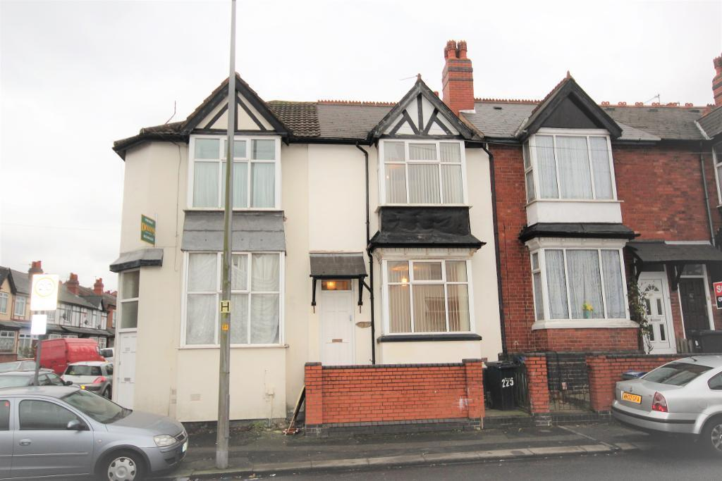 3 Bedrooms Terraced House for sale in Bearwood Road, Smethwick, West Midlands, B66 4NA