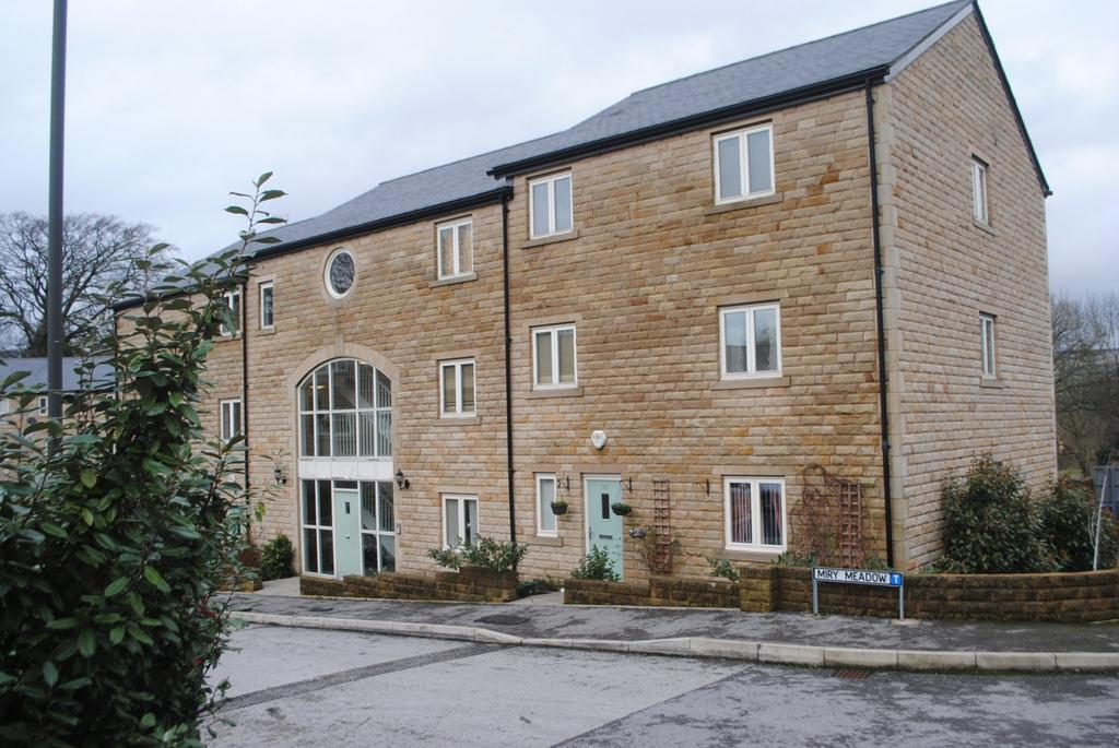 1 Bedroom Apartment Flat for sale in Miry Meadows, Station Road, Chapel-en-le-Frith