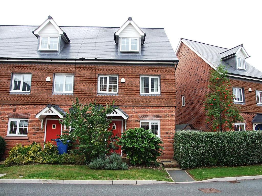 4 Bedrooms Mews House for sale in 30 School Drive, Lymm, WA13
