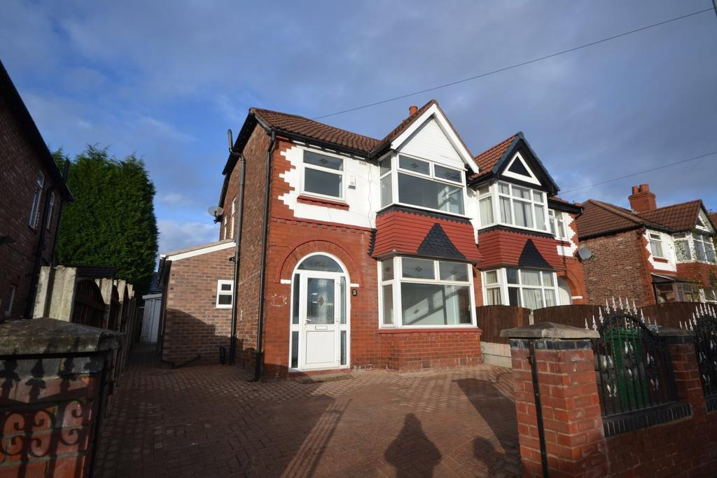 3 Bedrooms Semi Detached House for sale in Talbot Road, Fallowfield