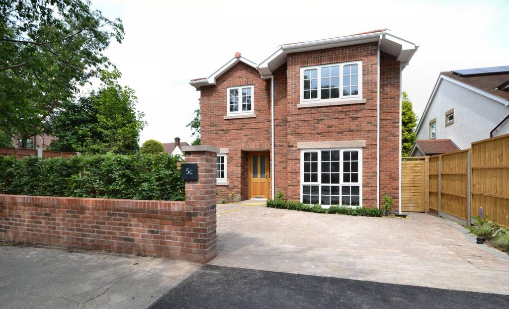 4 Bedrooms Detached House for sale in Mulberry House, Sussex Avenue, Didsbury