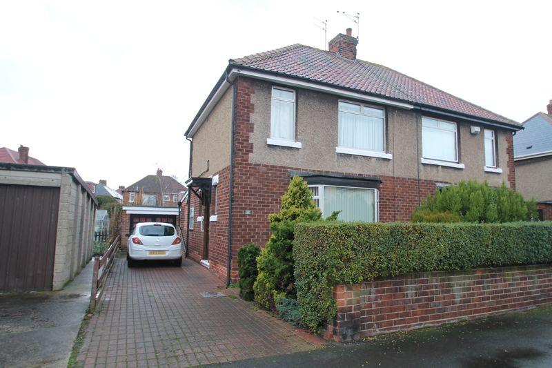 3 Bedrooms Semi Detached House for sale in Sidlaw Road, Billingham