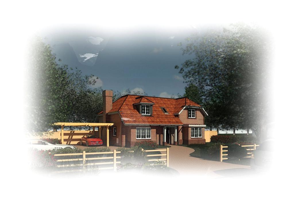 4 Bedrooms Detached House for sale in Honeypot Lane, Edenbridge, Kent, TN8