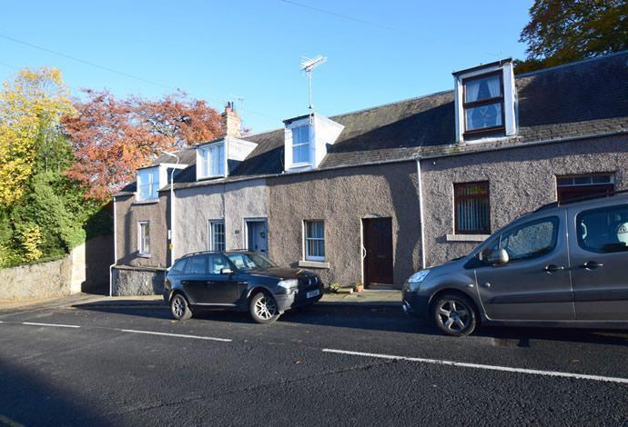 1 Bedroom Terraced House for sale in 9 Dingleton Road, Melrose, TD6 9QS