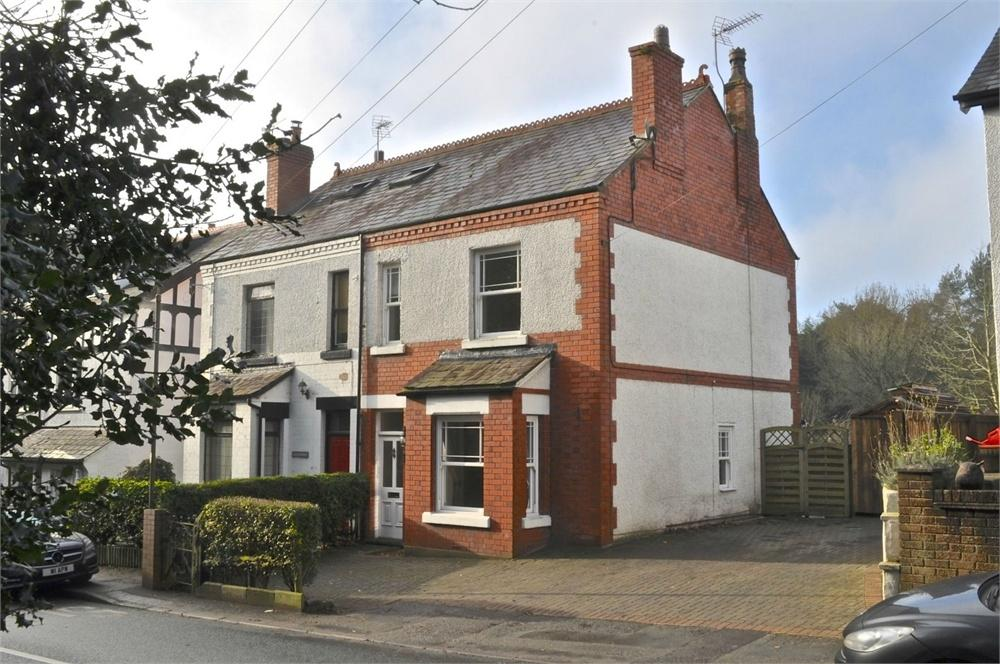 4 Bedrooms Semi Detached House for sale in Blakemere Lane, Hatchmere, Frodsham, Cheshire