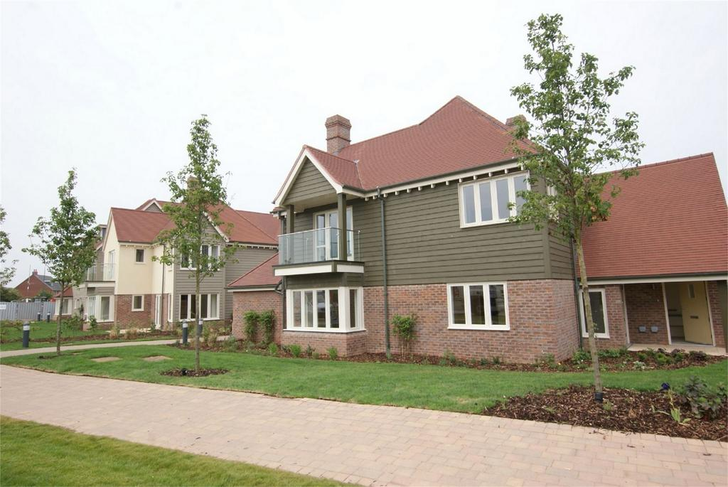 2 Bedrooms Retirement Property for sale in Hancock House, Gallagher Way, Warwick