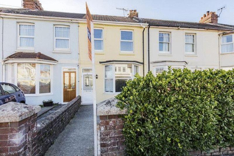 3 Bedrooms Terraced House for sale in Penhill Road, Lancing