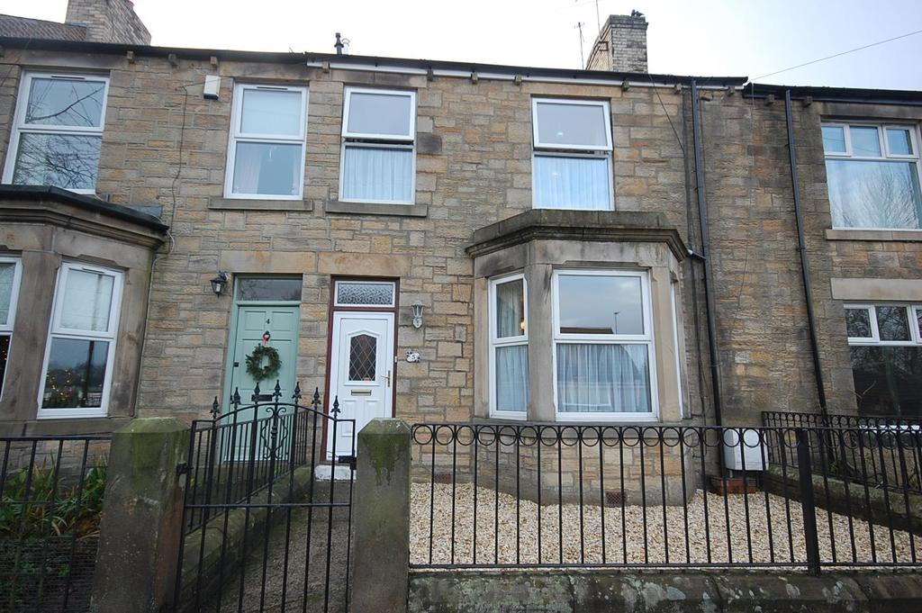 3 Bedrooms Terraced House for sale in Burnopfield