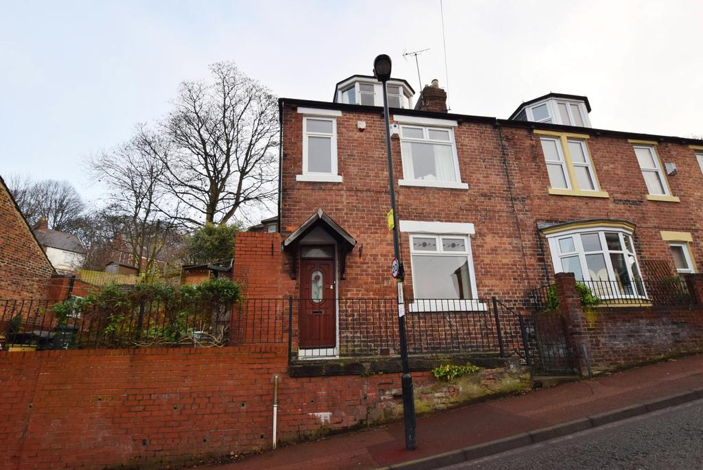 4 Bedrooms Semi Detached House for sale in Heaton