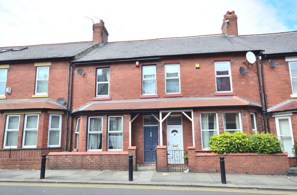 3 Bedrooms Terraced House for sale in Fenham