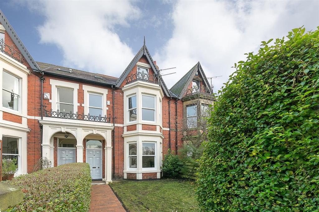 6 Bedrooms Terraced House for sale in Highbury, Jesmond, Newcastle upon Tyne