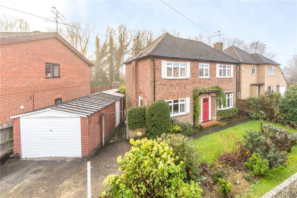 3 Bedrooms Detached House for sale in Hill End Lane, St. Albans, Hertfordshire