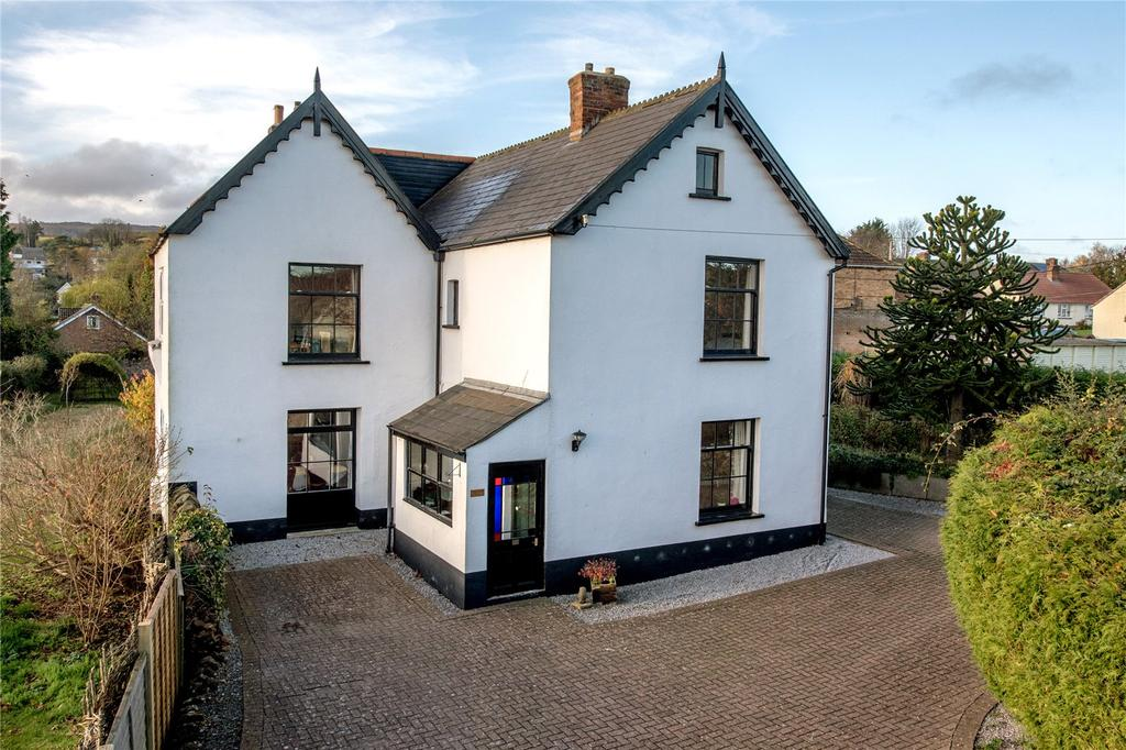 5 Bedrooms Detached House for sale in Lime Street, Nether Stowey, Bridgwater, Somerset