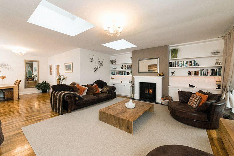 3 Bedrooms House for sale in Rothley Hall, Rothley, Northumberland