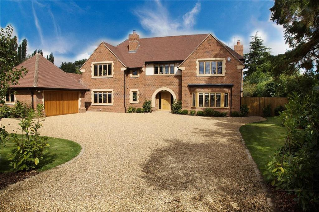 6 Bedrooms Detached House for sale in Doggetts Wood Lane, Chalfont St. Giles, Buckinghamshire, HP8