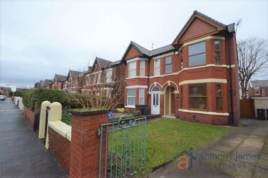 3 Bedrooms House for sale in Fir Street, Southport, PR8 6HD