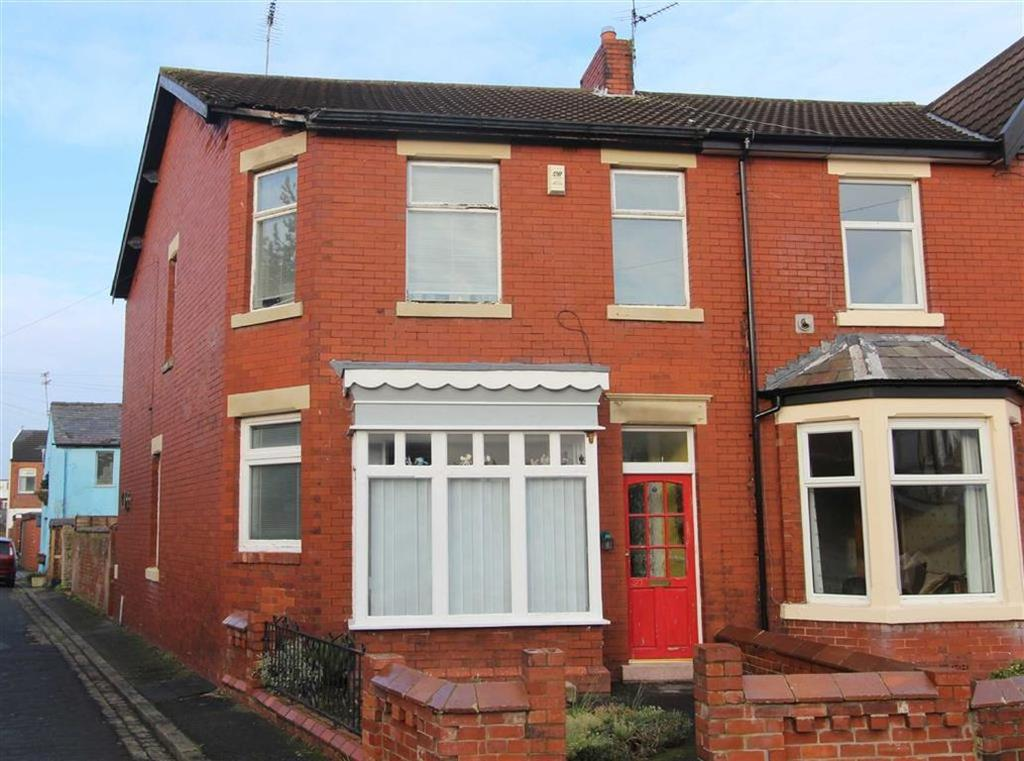 3 Bedrooms End Of Terrace House for sale in Alexandra Road, Lytham St Annes, Lancashire