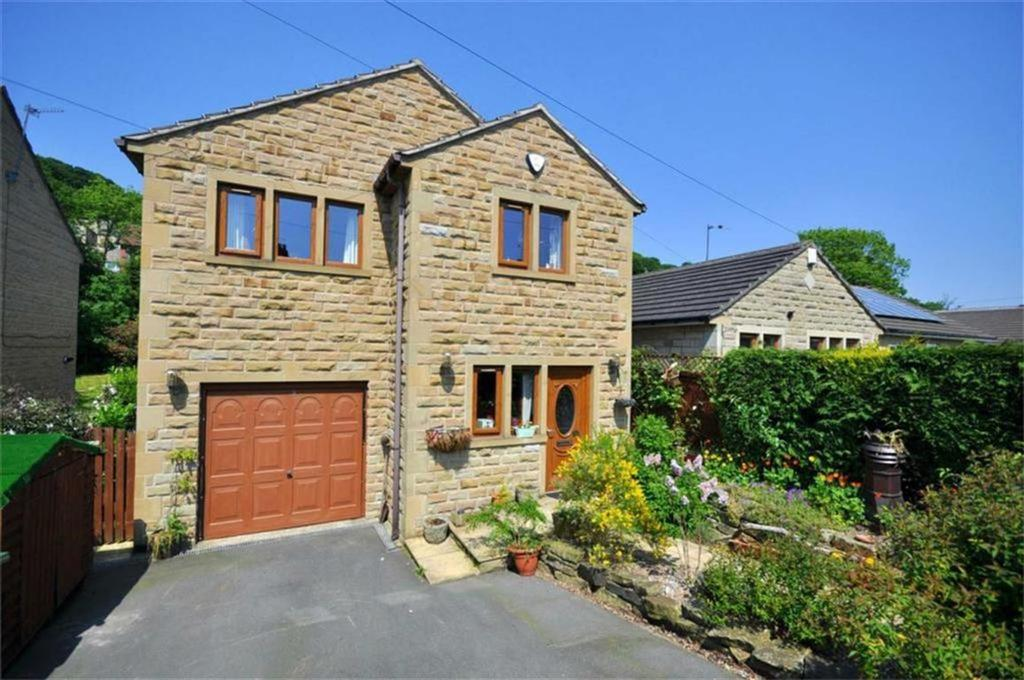 4 Bedrooms Detached House for sale in Norwood Road, Birkby, Huddersfield, HD2