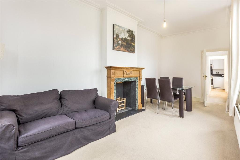 2 Bedrooms Flat for sale in Parsons Green Lane, Fulham, London