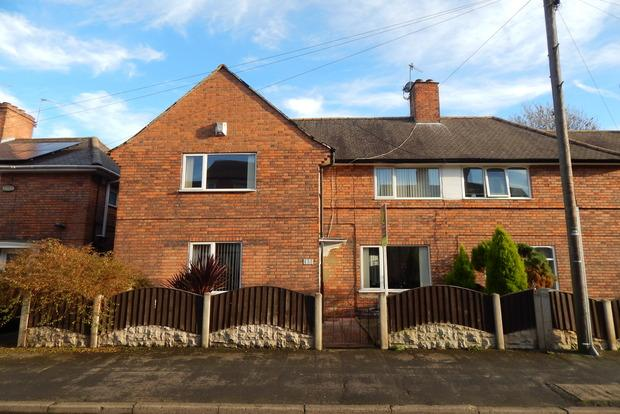 3 Bedrooms End Of Terrace House for sale in Wilford Grove, The Meadows, Nottingham, NG2