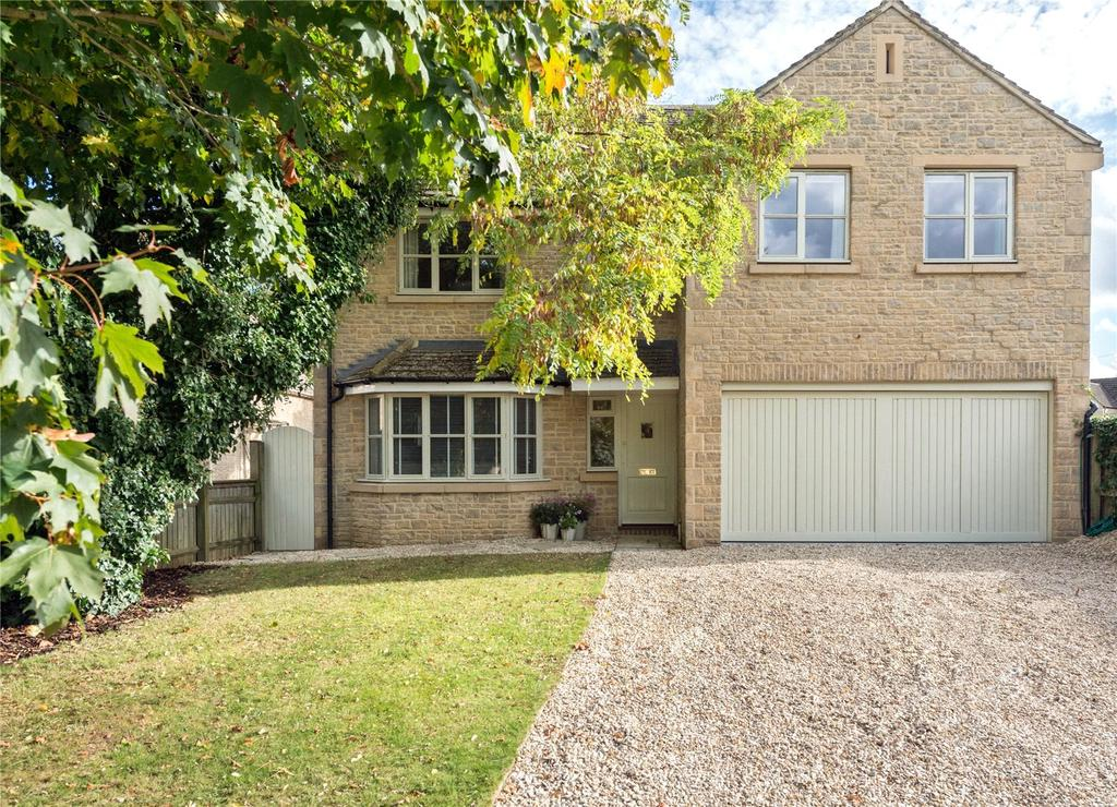 5 Bedrooms Detached House for sale in Gosditch, Latton