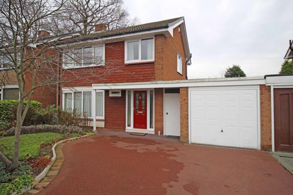 3 Bedrooms Detached House for sale in 23 Slack Walk, Worksop