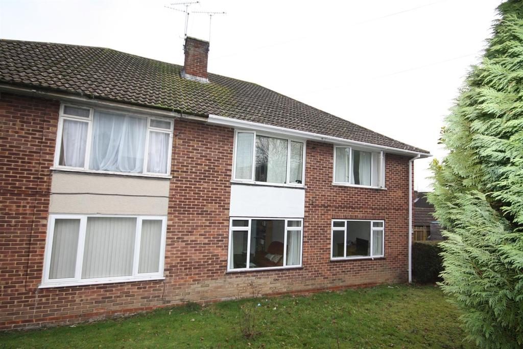 2 Bedrooms Maisonette Flat for sale in Twyford Road, Eastleigh
