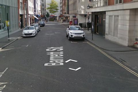 Parking to rent - Barrett Street, London W1U