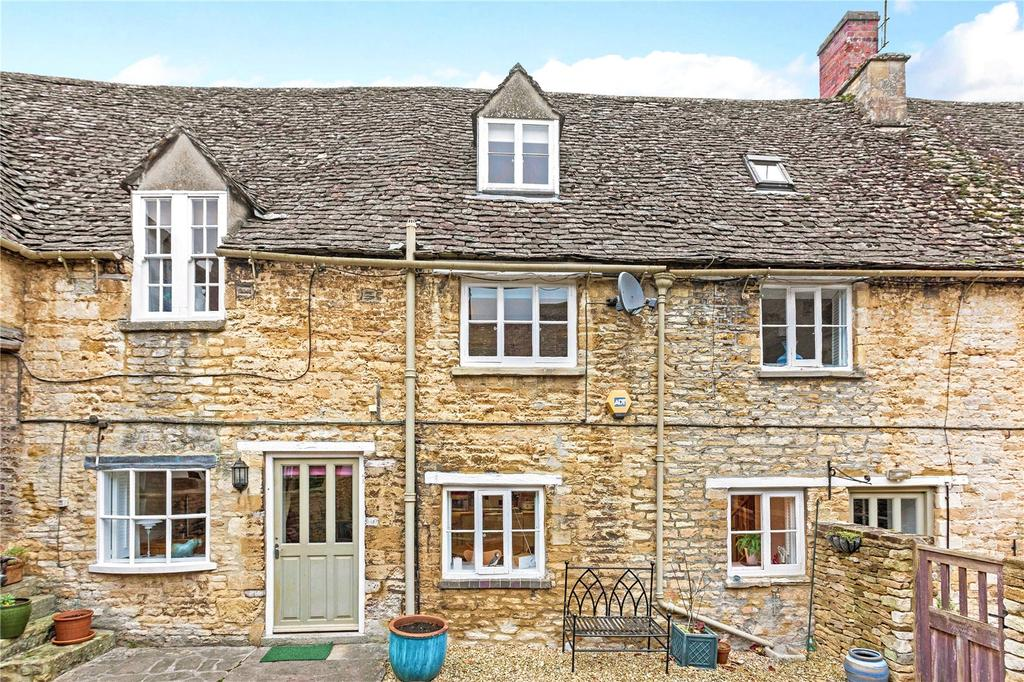 3 Bedrooms Terraced House for sale in Lower High Street, Burford, OX18